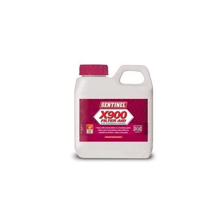Sentinel X900 Filter Aid