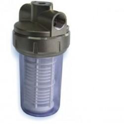 """Filtru metalic dedurizator cu polifosfat  ½"""""""