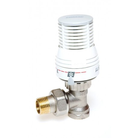 Robinet termostatabil 1/2 + cap termostatic COMAP