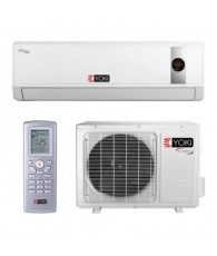 Aparat aer conditionat Yoki Design, Inverter, 1:1 split de perete, KW12IG2 12000 BTU