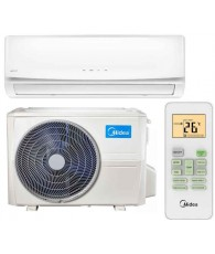 Aparat aer conditionat Midea New RF, Inverter, 1:1 split de perete, MS12FU-12HRDN1-QRD0GW 12000 BTU