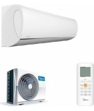 Aparat aer conditionat Midea Blanc, Inverter, 1:1 split de perete, MSMADU-24HRFN1-QRD0GW 24000 BTU
