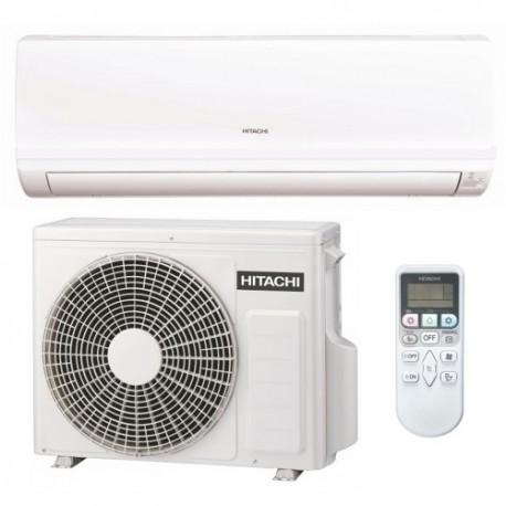 Aparat aer conditionat Hitachi Eco Confort, Inverter, 1:1 slit de perete, RAK-25PEC RAC-25WEC 9000 BTU