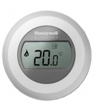 Termostat wireless ROUND Honeywell neprogramabil
