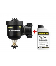 Filtru anti-magnetita FERNOX TF1 COMPACT + fluid protector