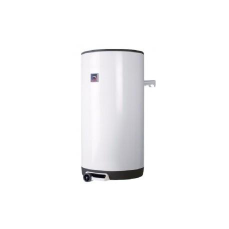 Boiler termoelectric vertical DRAZICE OKC 125 litri, serpentina 1 mp