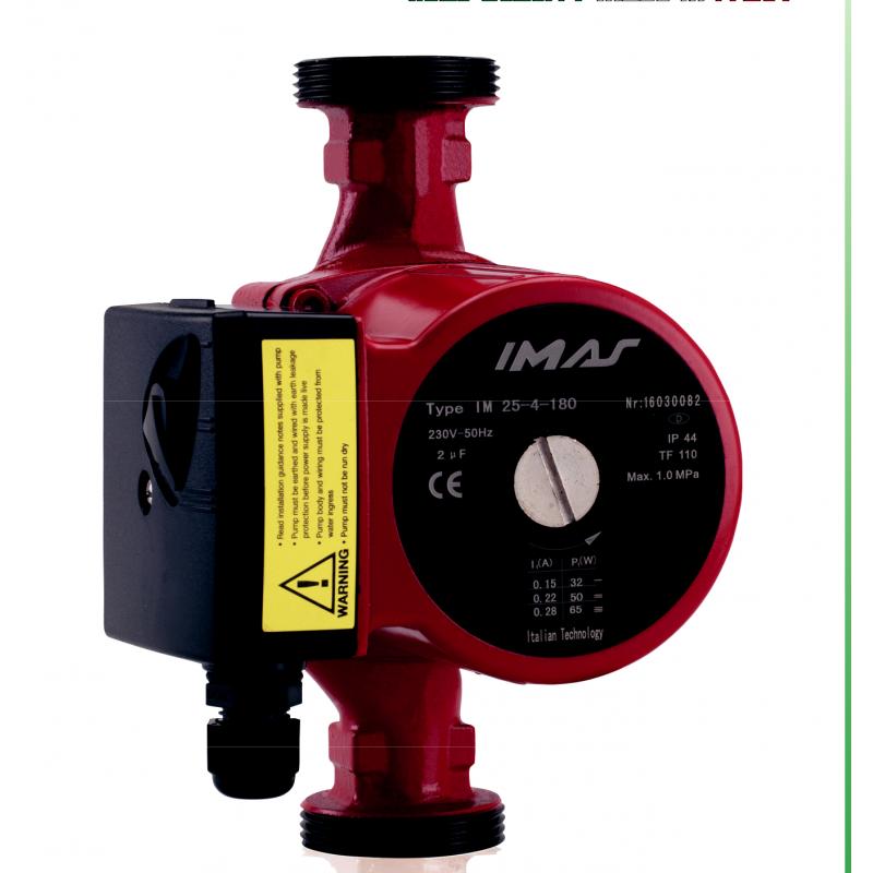 Pompa circulatie IMAS 25-8 180