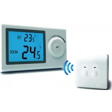 Termostat wireless neprogramabil LOGICTHERM R3RF