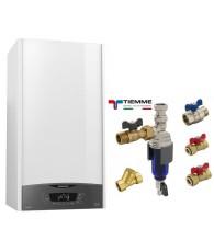 "Centrala Ariston CLAS ONE 24 + Kit sub centrala Tiemme cu filtru magnetic TM-MAG 3/4"""