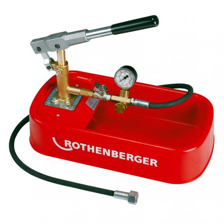 Pompa manuala ROTHENBERGER de testare instalatii RP 30