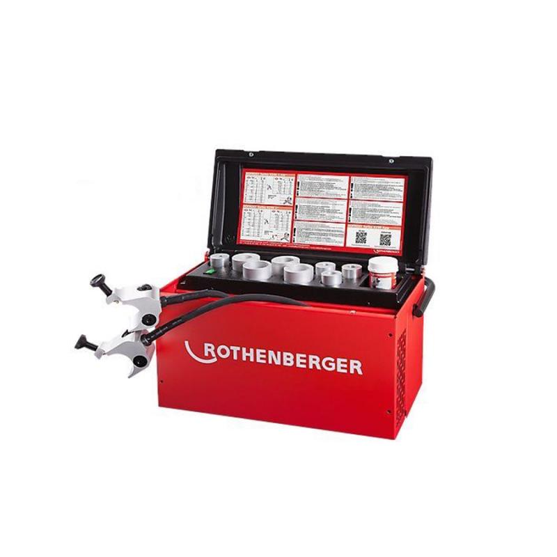 "Unitate inghetare conducte ROTHENBERGER ROFROST TURBO R290 1 1/4"" cu 6 reductii"