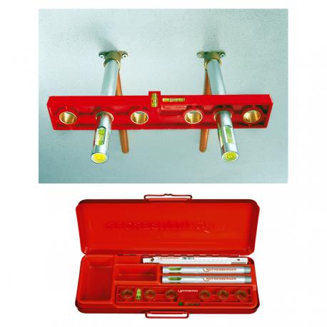 Nivela montare baterii ROTHENBERGER – set ROCHECK