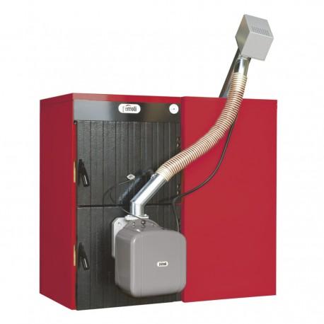 Cazan Ferroli SUNPELLET 3, 22 kW, peleti