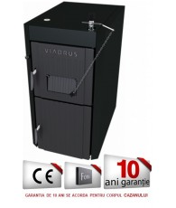 Cazan VIADRUS U22 ECONOMY 34 kW, lemn, TRANSPORT GRATUIT