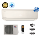 Aparat aer conditionat GREE BORA Eco Inverter A4 Silver 12000 BTU, R32, Wi-Fi Inteligent Control si kit de instalare incluse