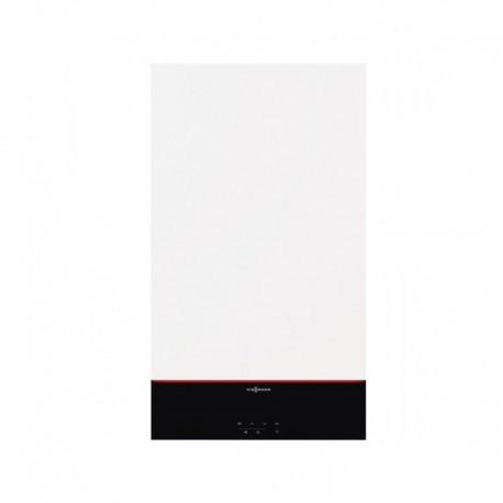 Centrala termica Viessmann Vitodens 100-W (B1HF), 32 kW, doar incalzire, condensare, touch screen, interfata WiFi